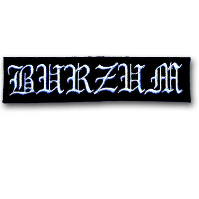 Patch 1Burzum black metal band.