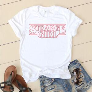 Stranger-Things-Strange-Girl-T-shirt-Netflix-Tee-Eleven-Shirt-Unisex