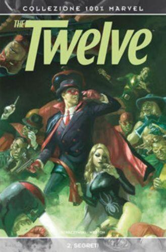 THE TWELVE #2 SEGRETI 100/% MARVEL Panini Comics, 2012