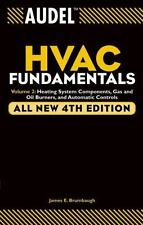 Audel HVAC Fundamentals, Volume 2: Heating System Components, Gas and Oil Bur...