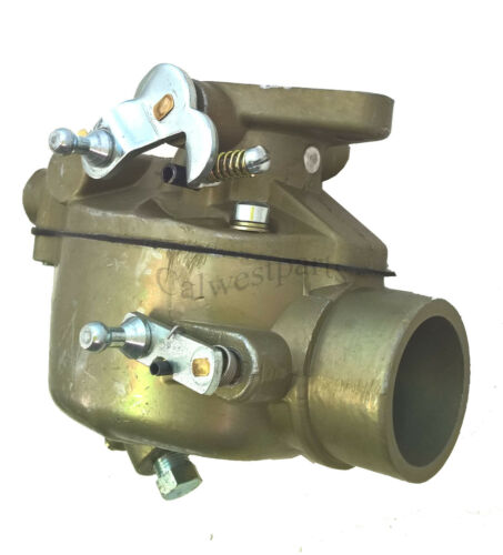 New Carburetor /&Gasket For Ford Tractor 2N 8N 9N 8N9510C Marvel 2 Studs  e3