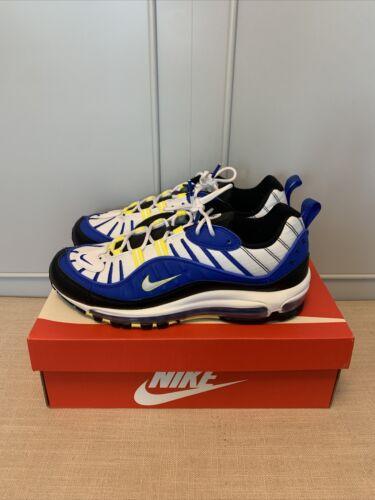 Worn Once Nike Air Max 98 Entourage Racer Blue Whi