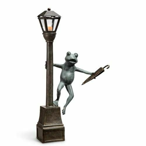 SPI 34282 Streetlight  Frog Garden Lantern  online at best price