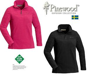 Sport Schlussverkauf Pinewood® Tiveden Damen Fleece Sweater. Damen