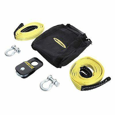 Smittybilt 2729 Black ATV Winch Accessory Kit