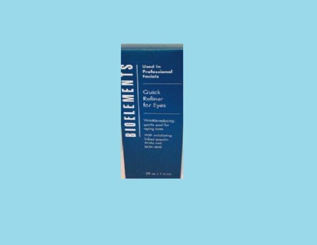 Bioelements Quick Refiner FOR EYES 1 oz BRAND NEW