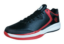 new product 4280b fcc6e adidas D Rose Englewood III Mens Basketball Sneakers Low-Top Shoes Black