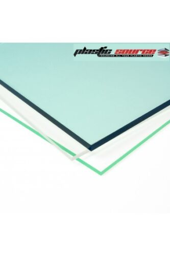 3mm 210mm x 297mm A4 Perspex Extruded  Clear Acrylic Sheet
