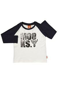 Genuine Mooks Children / Boys Kent Baseball Raglan T Shirt sizes 5 6 7