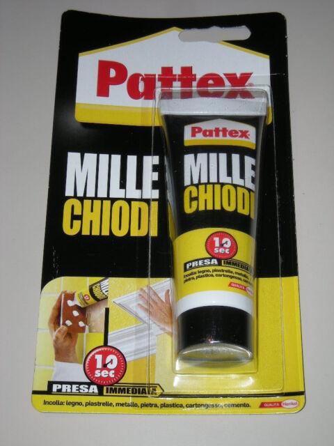 C0015 Henkel Pattex Millechiodi blister tubo 100 gr