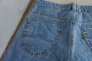 JOKER-hommes-men-Jeans-Pantalon-33-30-w33-l30-Stonewashed-bleu-clair-TOP-ad20