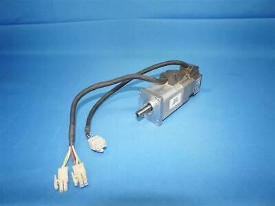 ONE USED Panasonic servo motor MUMA011P1T