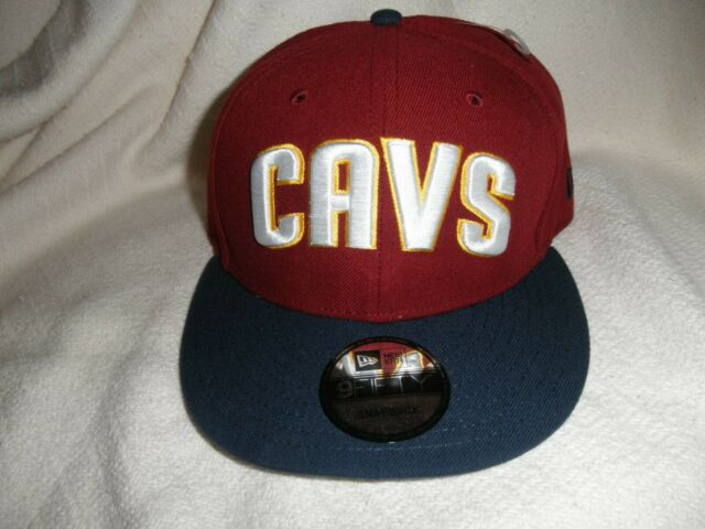 reputable site aec72 1db13 NBA Cleveland Cavalier New Era 9Fifty Hat Snapback, NWT S