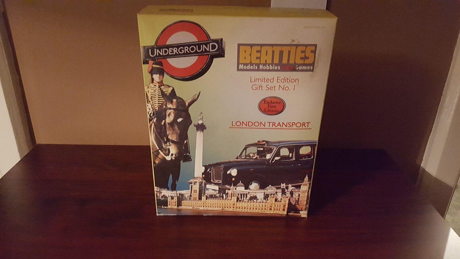 EFE Beatties London Transport Bus Set