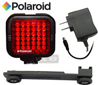 Polaroid Video Light 36 Led Ir Night Vision Video Camera Camcorder Light