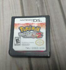 Pokemon: White Version 2 (Nintendo DS, 2012) Cartridge Only