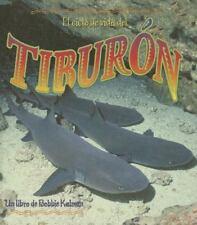 El Ciclo De Vida Del Tiburon/ The Life Cycle of a Shark (Ciclo De Vida-ExLibrary