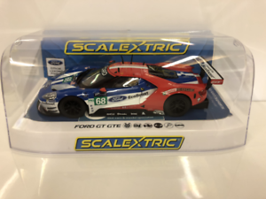 Scalextric C3857 Ford GT GTE 24 hour Le Mans 2017 No 68 New Boxed