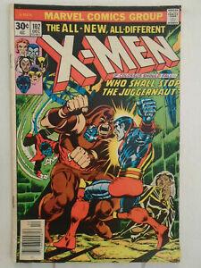 Uncanny-X-Men-102-FN-6-0-Juggernaut-Wolverine-Storm