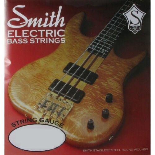 Ken Smith AA-MM-MH Metal Master Electric Bass Strings Medium Heavy 50-105