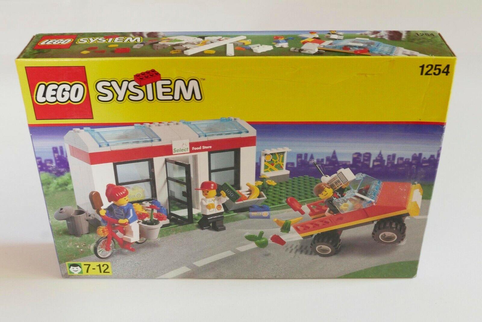 wholesape economico LEGO System Town 1254 Shell Shell Shell Select negozio nuovo Sealed RARE Vintage  garantito