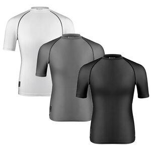 Aero-Tech-Short-Sleeve-Spandex-Compression-T-Shirt-Base-Layer-Lycra-UPF-50