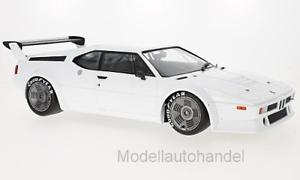 BMW M1 Procar    Plain Body version   1 12 Minichamps 125792901  NEW Auktion
