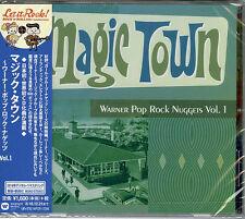 V.A.-MAGIC TOWN- WARNER POP ROCK NUGGETS VOL.1-JAPAN CD D20