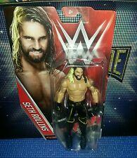 Seth Rollins - Basic Series 60 - New Boxed WWE Mattel Wrestling Figure