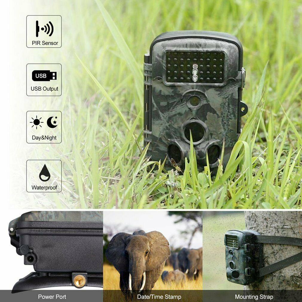New 12MP 1080P RD1000 Scouting  Stealth Trail Cam Deer Security Hunting Camera BT  your satisfaction is our target
