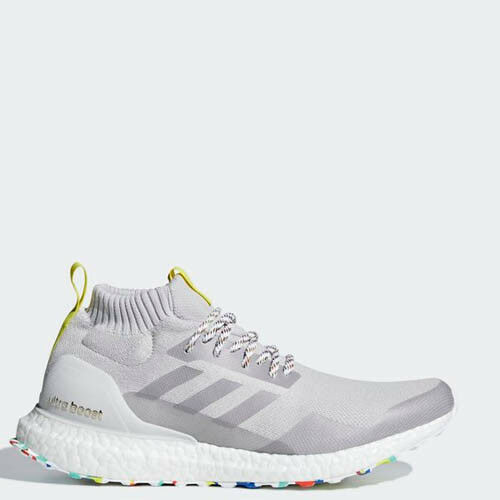 Adidas G26842 Men Ultra boost Mid Running shoes grey sneakers