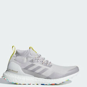 a08f147dcf4 Details about Adidas G26842 Men Ultra boost Mid Running shoes grey sneakers