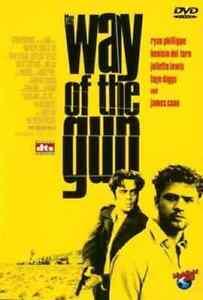 Way-Of-The-Gun-Ryan-Phillippe-Benicio-Del-Toro-Juliette-Lewis-Jms-Caan-DVD-L-New