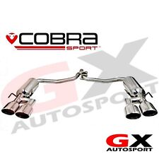 ME11 Cobra Mercedes Clase C W204 C220 Diesel 07-13 Amg Estilo Quad Escape Trasero