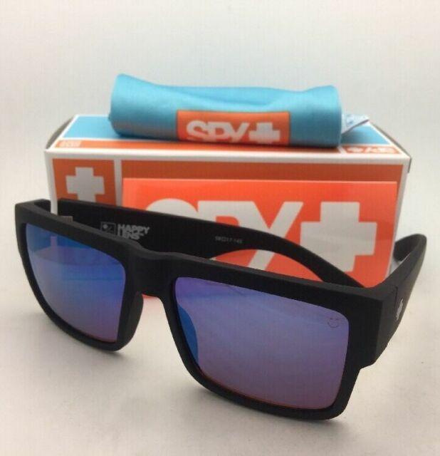 Spy Optic Sunglasses Discord White Wall blue mirror673036090121