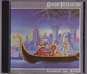 Rondo-Veneziano-Venice-In-Peril-CD-SFCD0173-RCA-Distronics-Australia