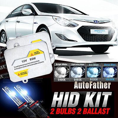 New OEM Xenon Ballast /& HID D1S Bulb Kit For Hyundai Azera Equus Genesis