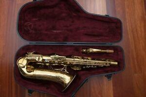 Martin Saxophone Serial Numbers