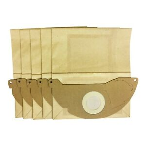 15 x Vacuum Cleaner Bags for Karcher A2024PT A2004 A2054 6.904-322.0 Wet and Dry