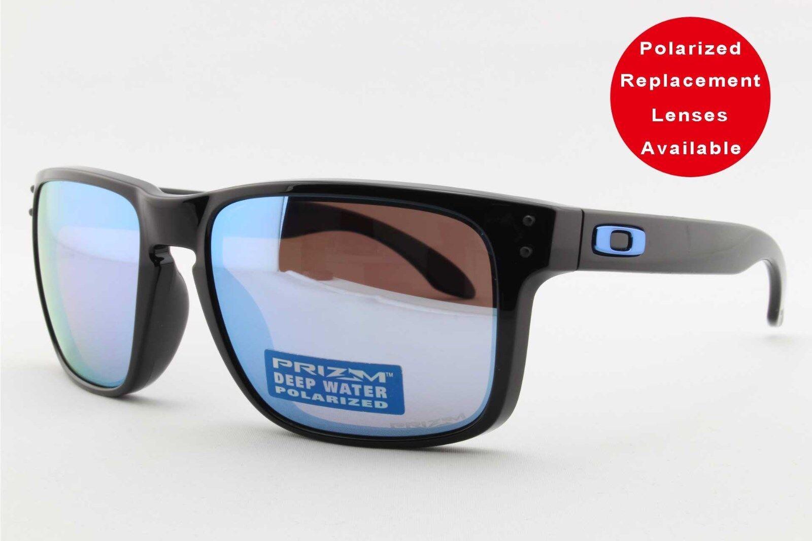 1f5e8be17e Oakley Holbrook Sunglasses in Polished Black Prizm