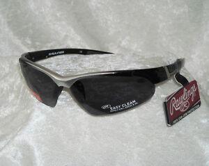 686ace37c8 Image is loading NEW-GENUINE-RAWLINGS-Adult-Half-Rim-Sport-Sunglasses-