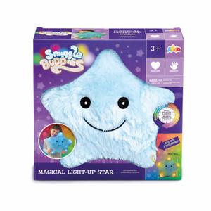 Snuggle Buddies Magical Star Super soft fluffy Multi Color light  Fast dispatch