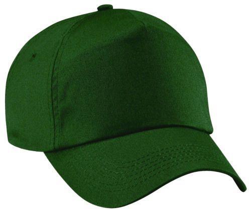 2x 5x 10x Pack Unisex Baseball Cap Brushed Cotton Plain Sports Summer Hat