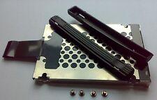 10 x IBM Thinkpad T60 T60p T61 Hard Drive Caddy Rubber Rail