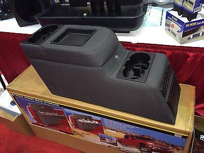 1976-1995 Jeep Wrangler & CJ VDP Deluxe Ultimate Center Console Black Denim