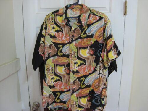 Sun Surf Aloha Hawaiian Matson Macintosh shirt