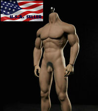 1/6 Phicen PL2015-M30 Flexible Seamless Male Muscular Body Steel Skeleton USA