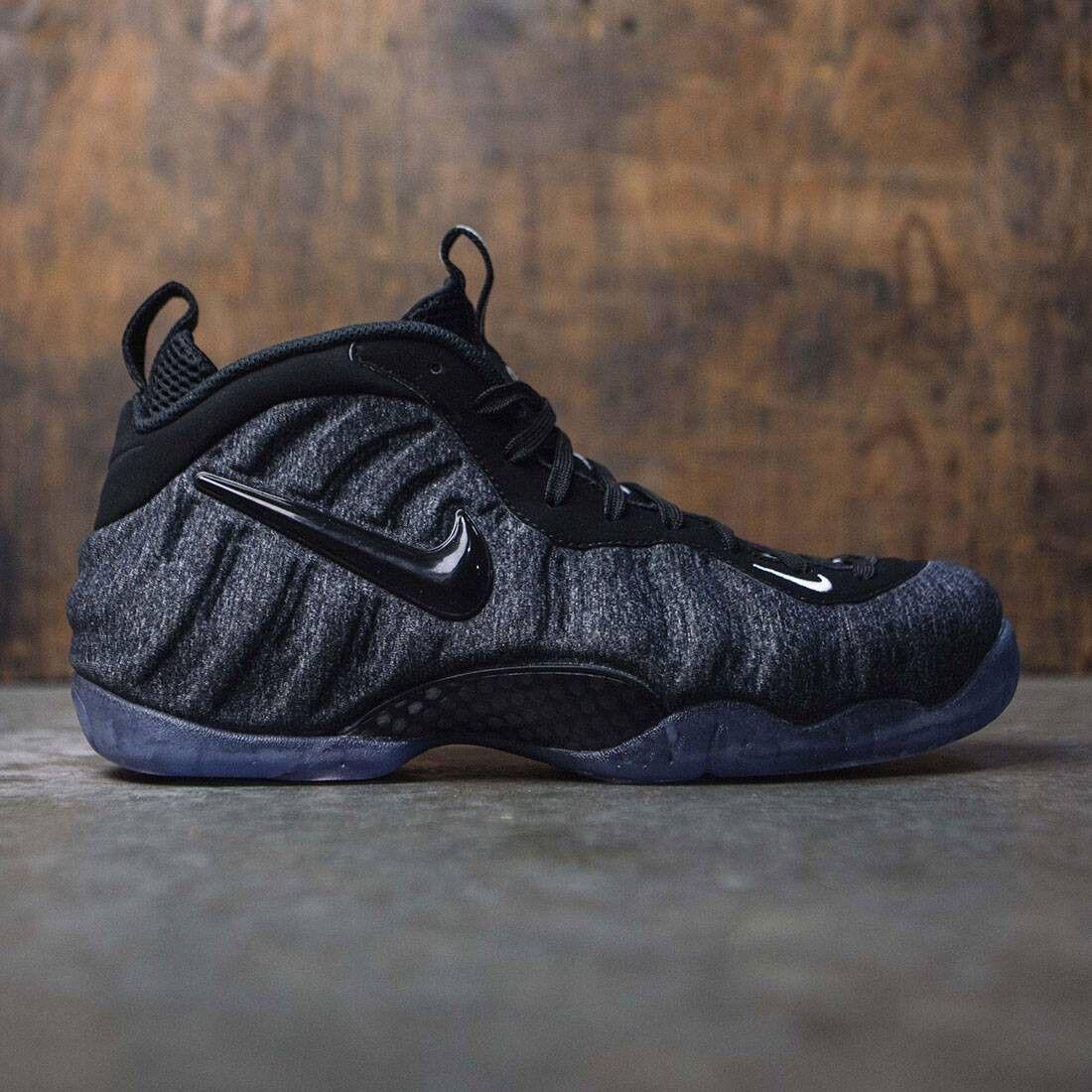 2017 Nike Air Foamposite Pro Wool Dark Grey Size 13. 624041-007 Jordan Penny