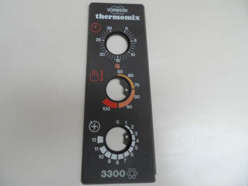 EMBELLECEDOR PANEL DE MANDOS THERMOMIX 3300