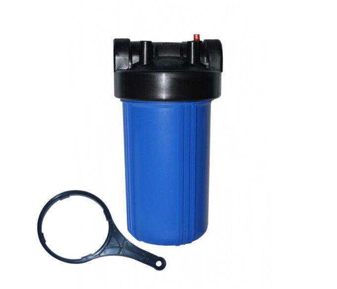 10 Zoll Big Blau Filtergehäuse Vorfilter Vorfilter Vorfilter Hauswasserfilter mit Filterpatrone bf78af